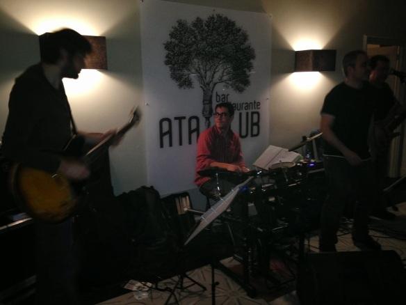 Ata Club Música en directo