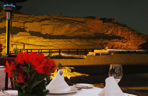 Restaurante Huaca Pucllana