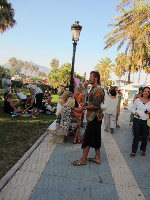 Feria San Pedro de Alcántara