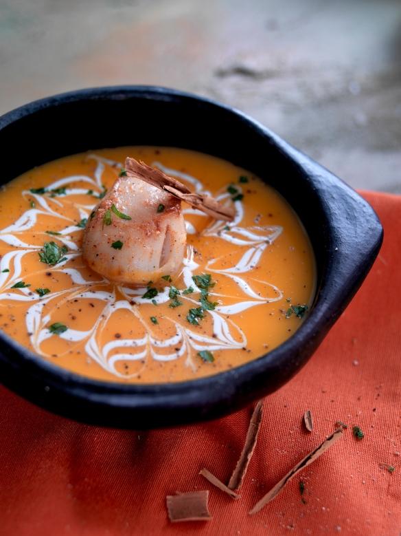 Foto: Fernando Ramajo Estilismo y preparación: Milagros Balta-Cocinar con Milagros Copyright: Revista MIA