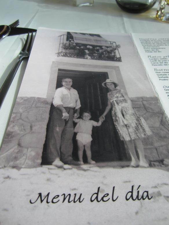 Menú Venta García (Casares)-Cocinar con Milagros